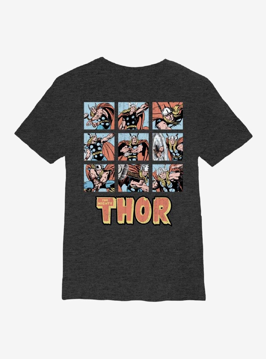 Marvel Thor Nine Up Youth T-Shirt