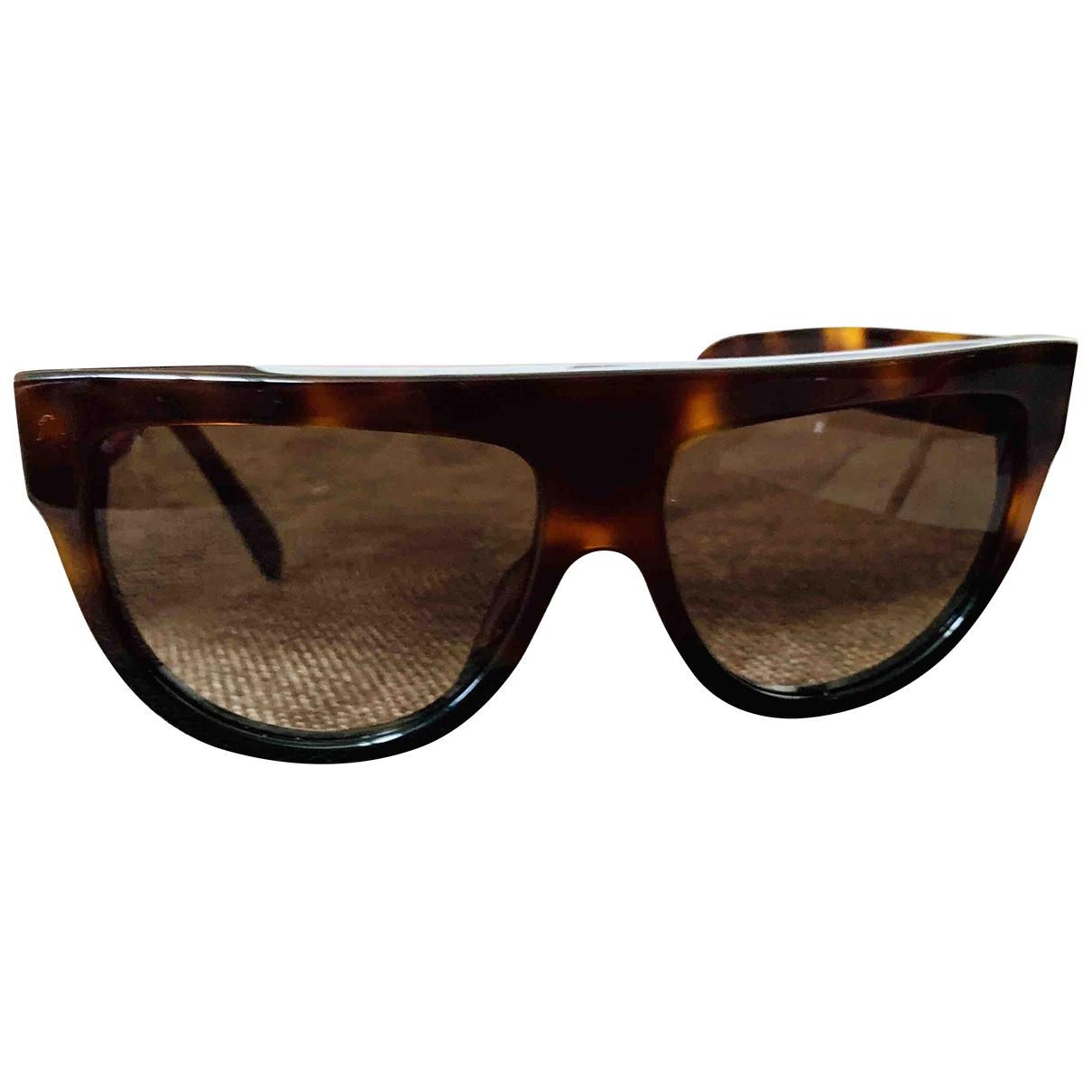 Celine Shadow Multicolour Sunglasses for Women \N
