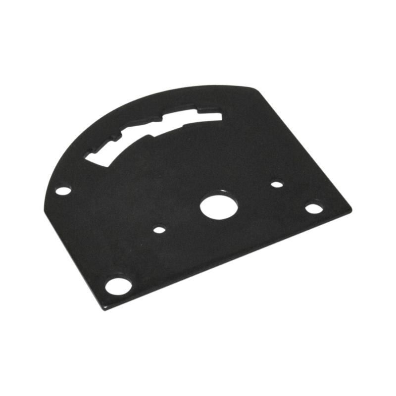 B&M Shift Gate Plate, 3 Speed Reverse Pattern