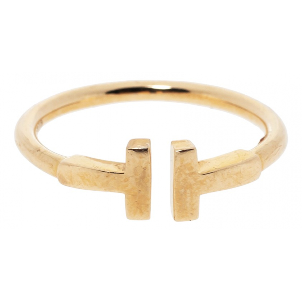 Tiffany & Co \N Yellow gold ring for Women 7 ¼ US