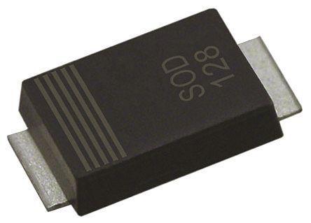 ROHM 40V 5A, Schottky Diode, 2-Pin SOD128 RBR5LAM40ATR (25)
