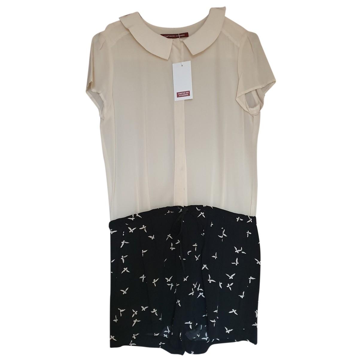 Comptoir Des Cotonniers \N Black jumpsuit for Women 38 FR