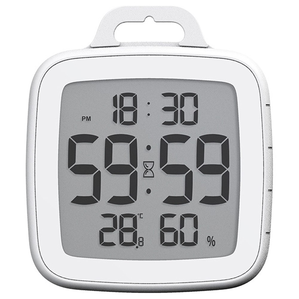 Baldr B008 Waterproof Touch Digital Timer White