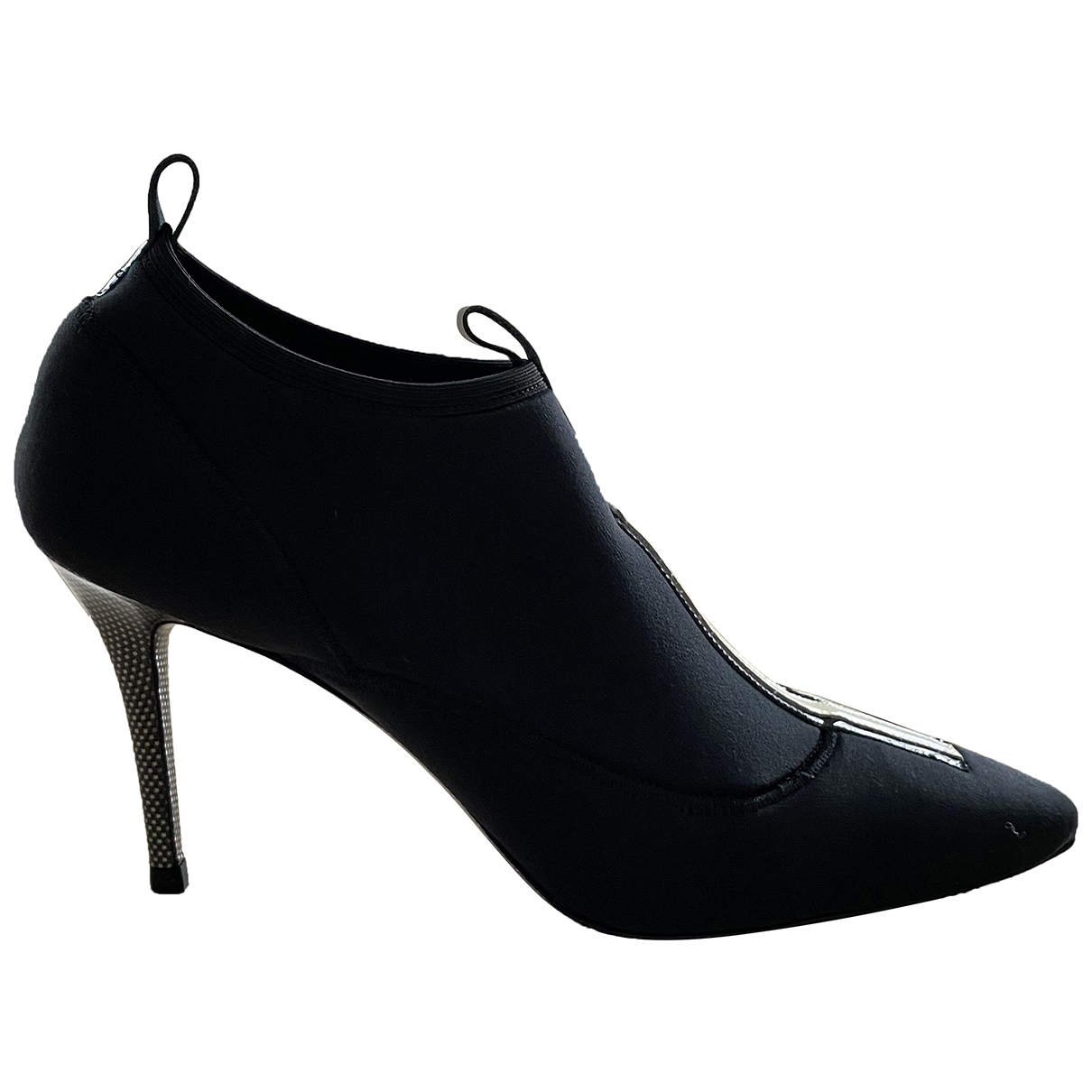 Acne Studios \N Black Ankle boots for Women 40 IT