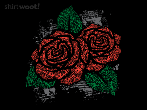 Guns In Roses T Shirt