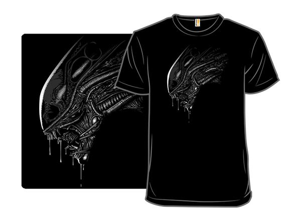 Wicked Alien T Shirt