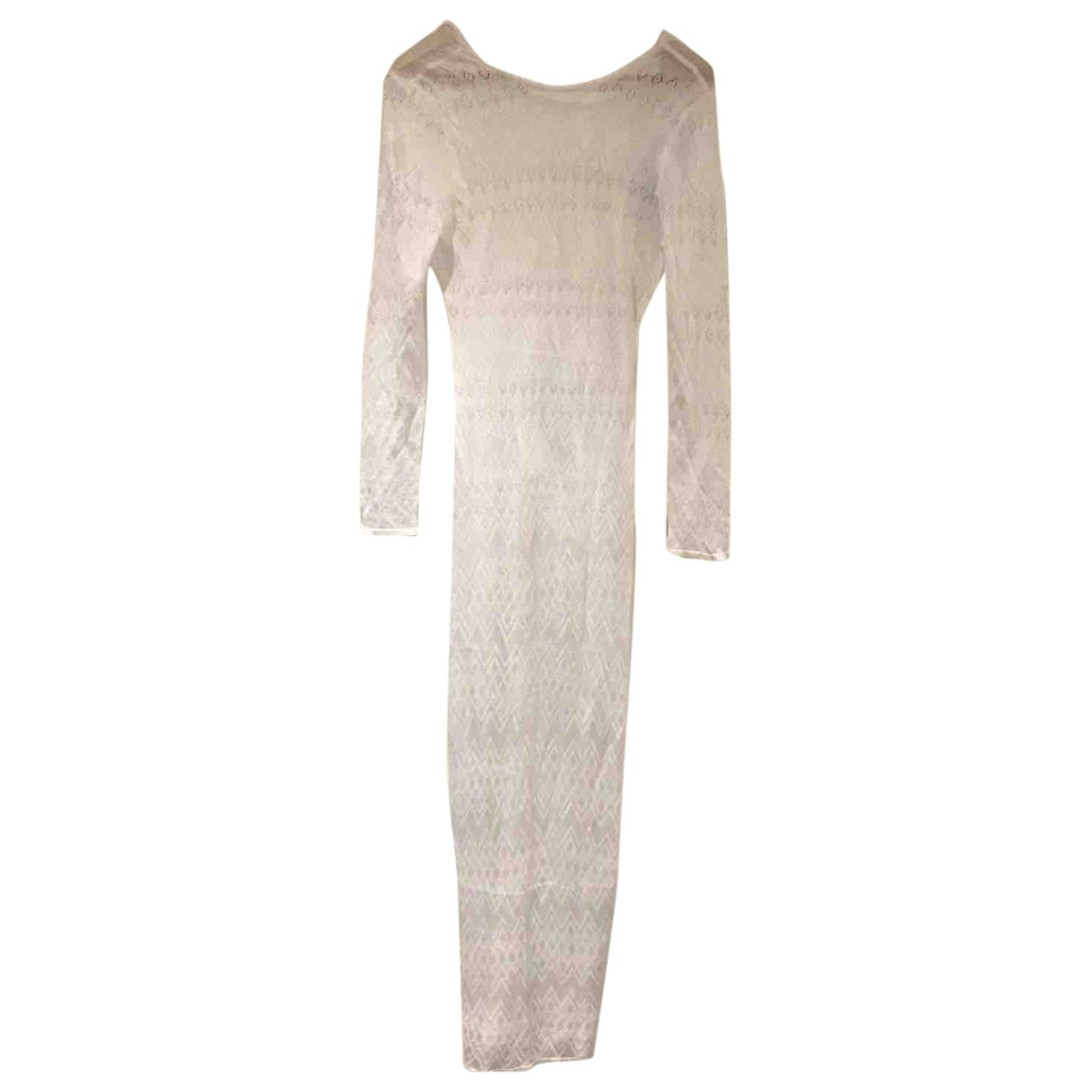 Melissa Odabash \N White Cotton dress for Women 10 UK