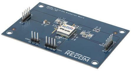 Recom RPM-6.0 Series for use with RPM-6.0 Buck Regulator Modules