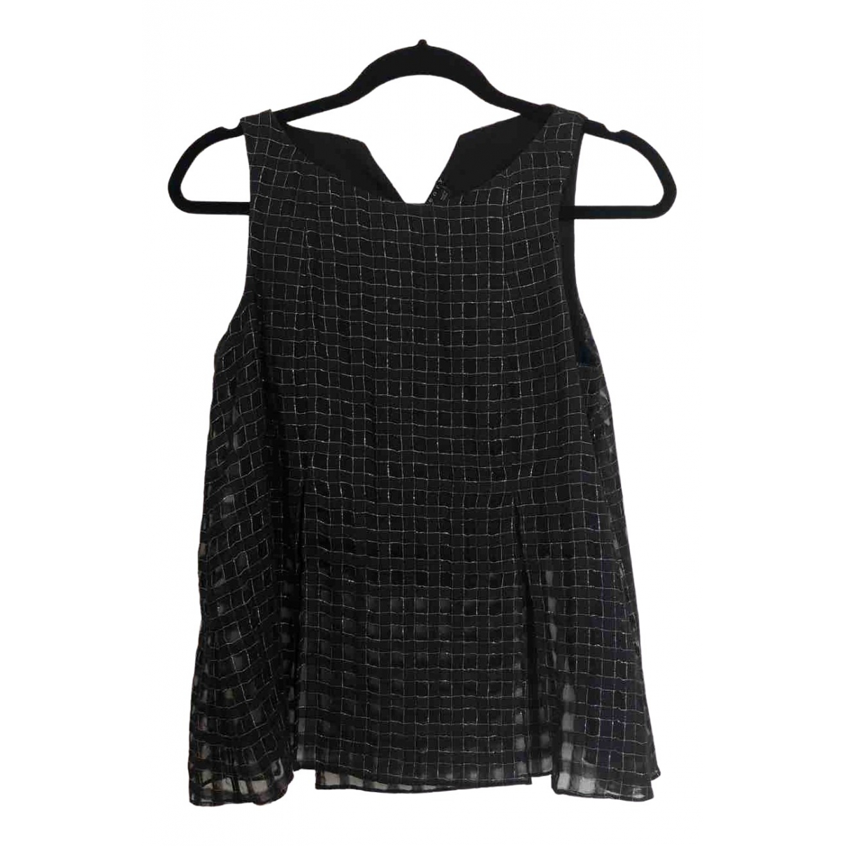 Theory \N Black Cotton  top for Women S International
