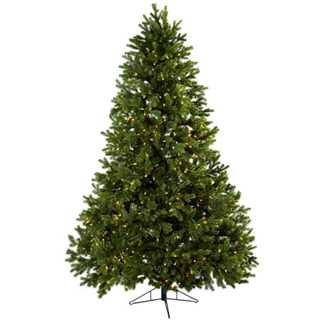Nearly Natural 7 1/2 Foot 7.5ft Royal Grand Christmas Tree, One Size , Green