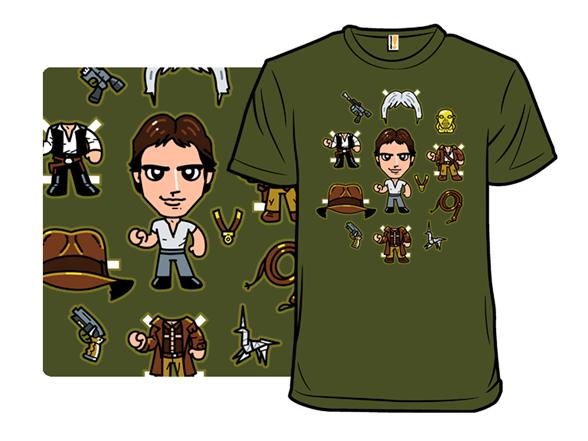 Instant Hero T Shirt