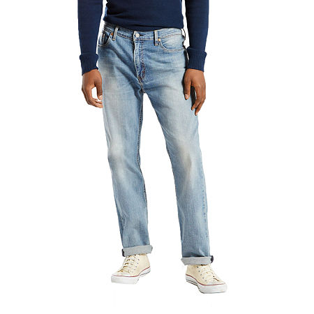 Levi's Mens 541 Athletic Tapered Fit Jean-Big and Tall, 60 32, Blue