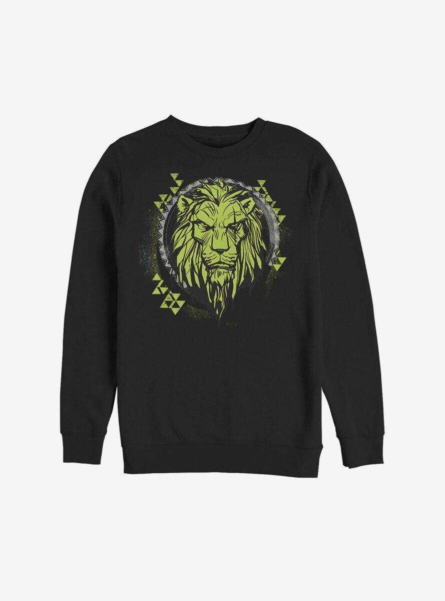 Disney The Lion King 2019 Tribal Scar Sweatshirt