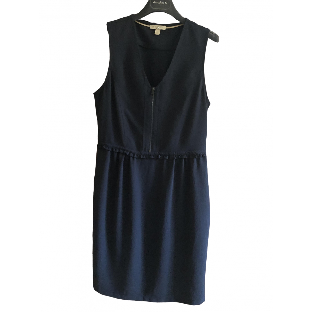 Burberry \N Blue dress for Women 42 IT