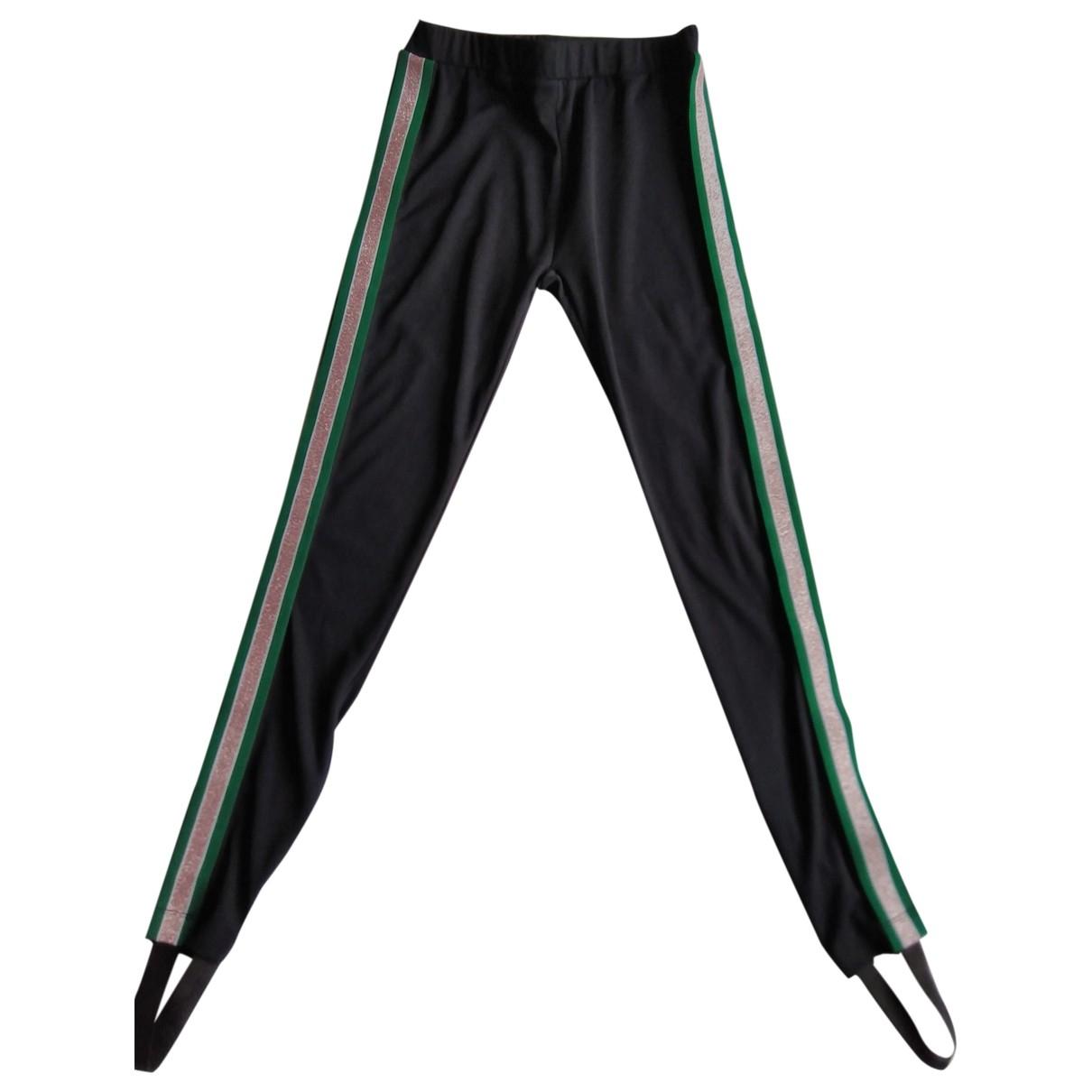 Beck Sonder Gaard \N Black Trousers for Women S International