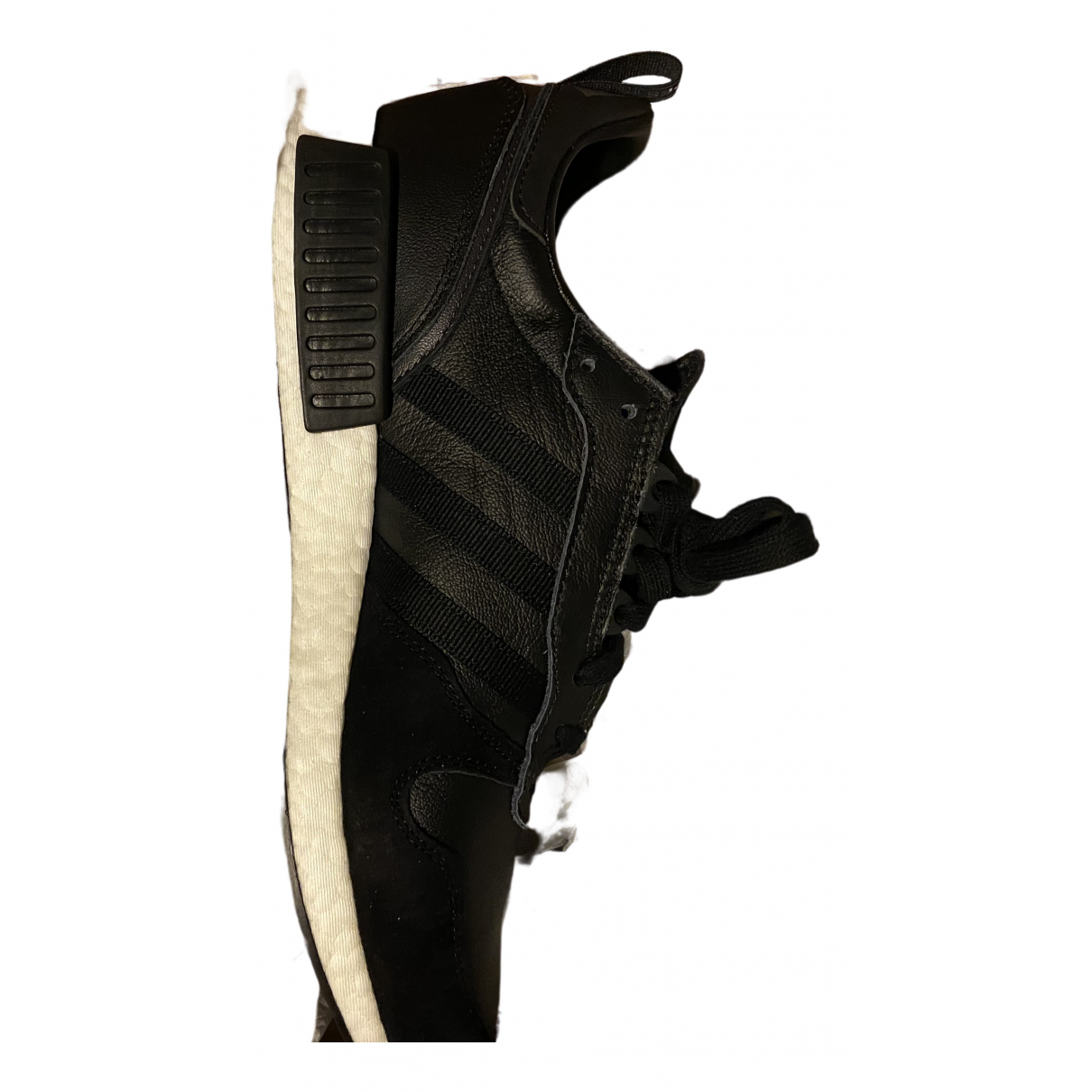 Adidas \N Black Leather Trainers for Men 10.5 UK