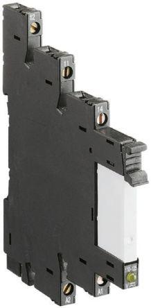 Wieland flare Series , 230V ac/dc SPDT Interface Relay Module, Screw Terminal , DIN Rail