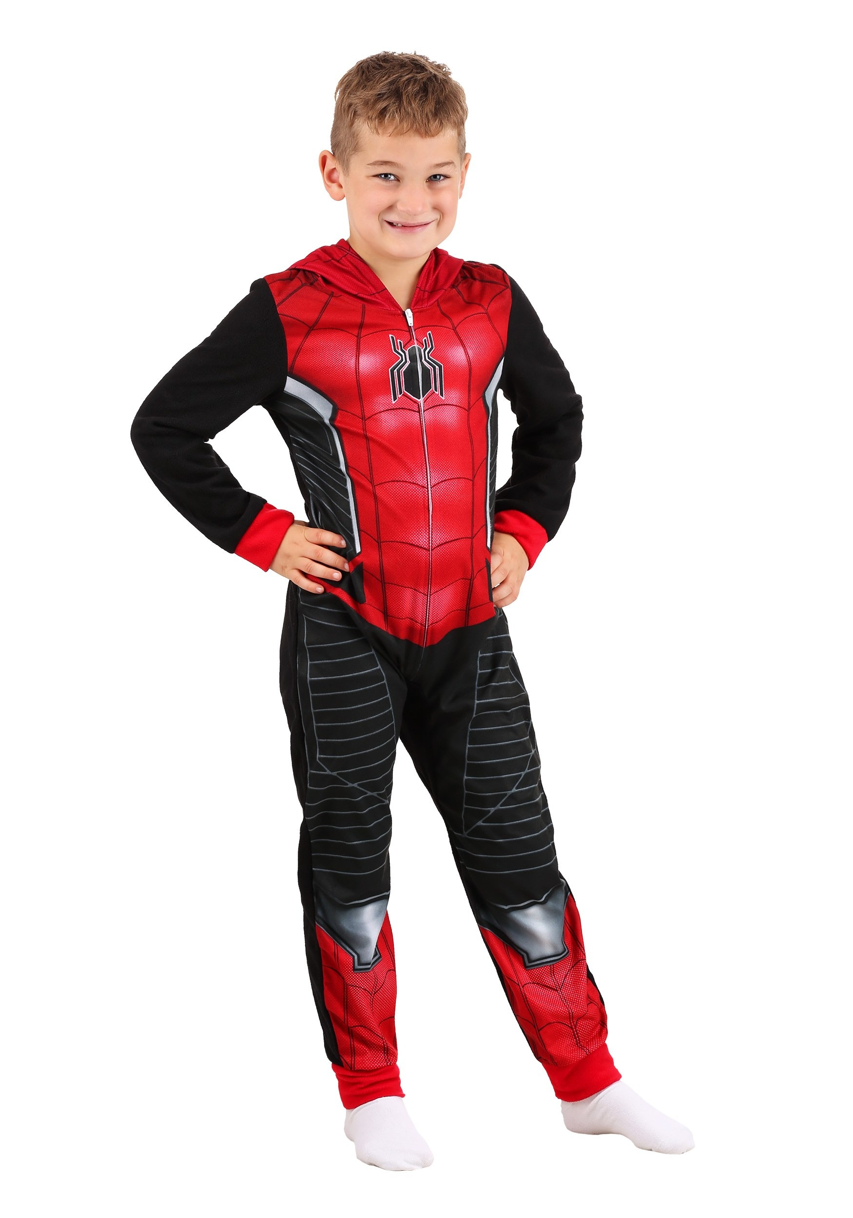 Marvel Spiderman Far From Home Blanket Sleeper for Boys