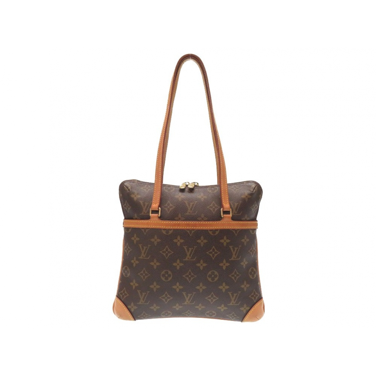 Louis Vuitton Coussin Brown Cloth handbag for Women \N