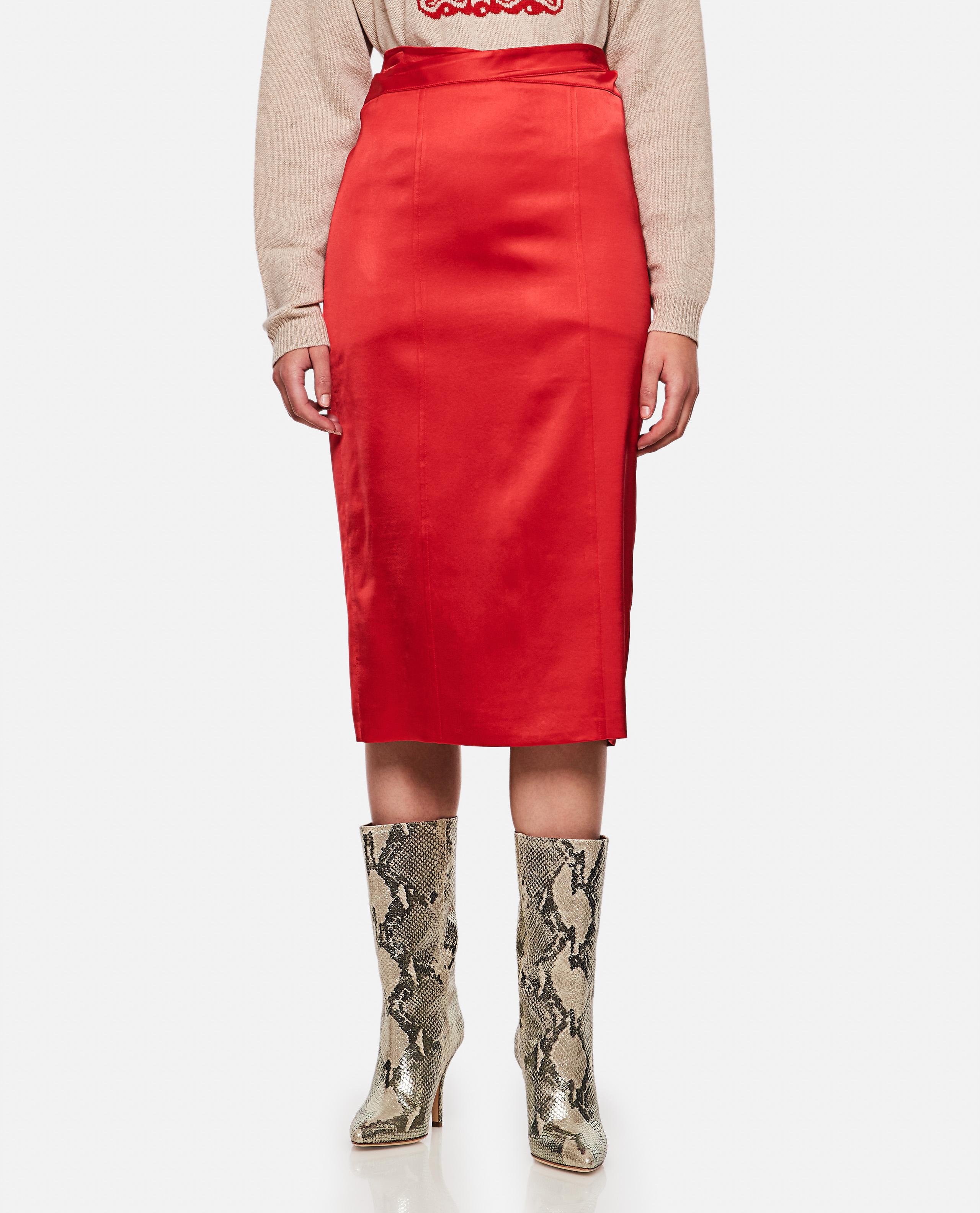Midi Soledad skirt