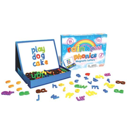 Junior Learning® Rainbow Phonics Magnetic Letters | Michaels®