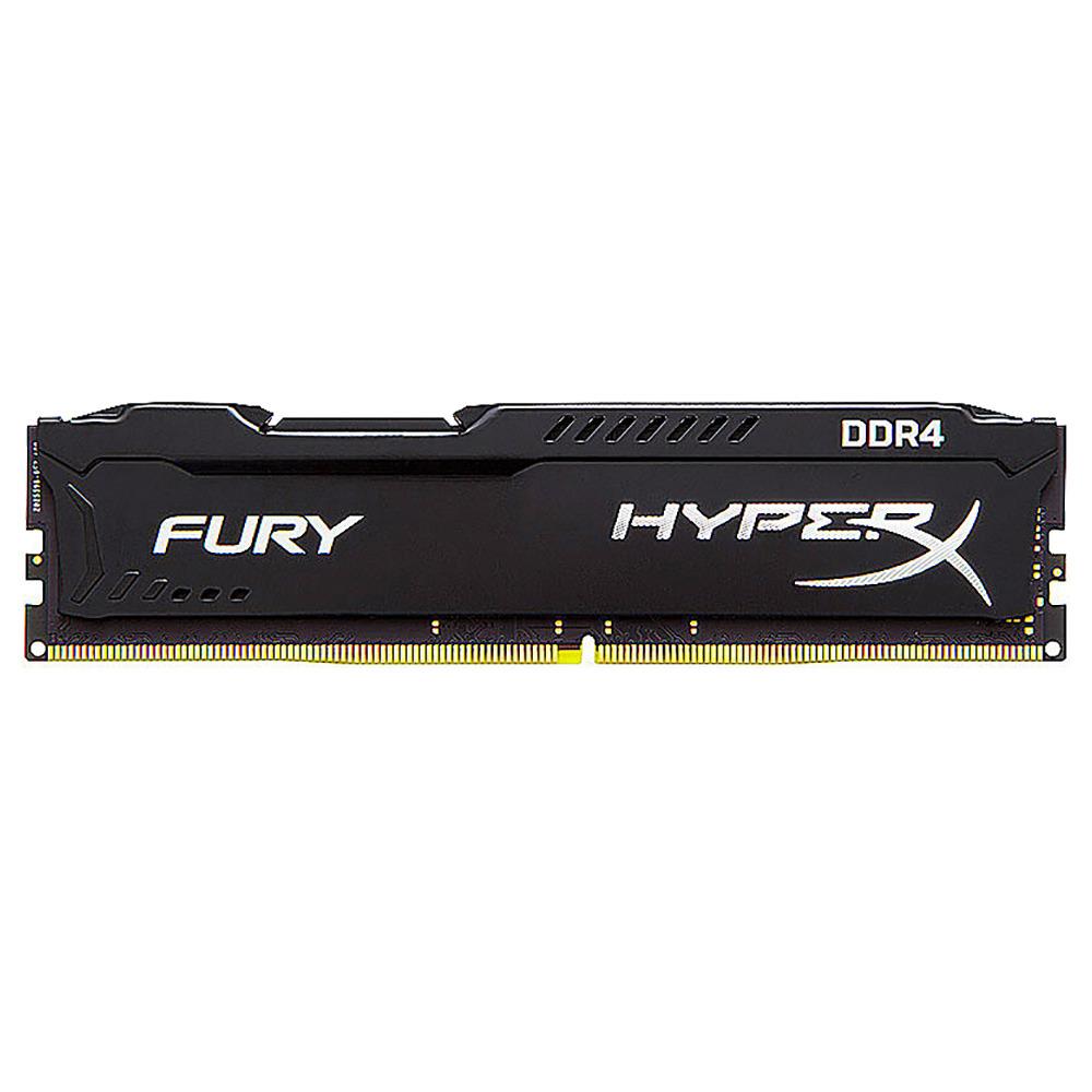 Kingston HyperX DDR4 2400MHz 8GB Desktop Memory Module - Black