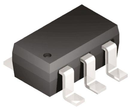 Microchip MCP4023T-502E/CH, Digital Potentiometer 5kΩ 64-Position Linear Serial-2 Wire 6 Pin, SOT-23 (5)