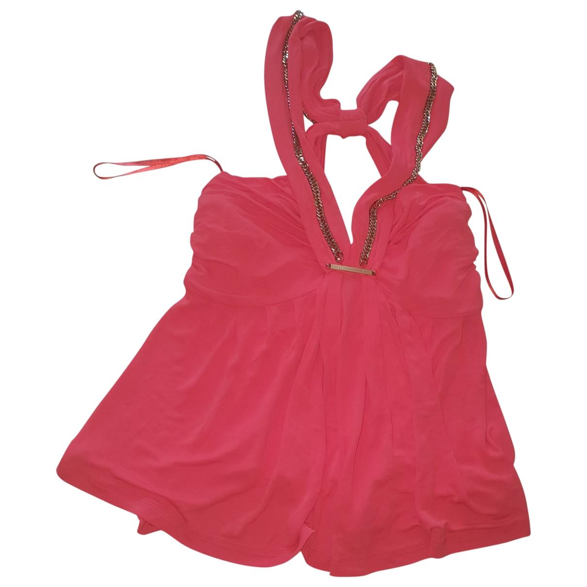 Elisabetta Franchi \N Pink  top for Women 46 IT