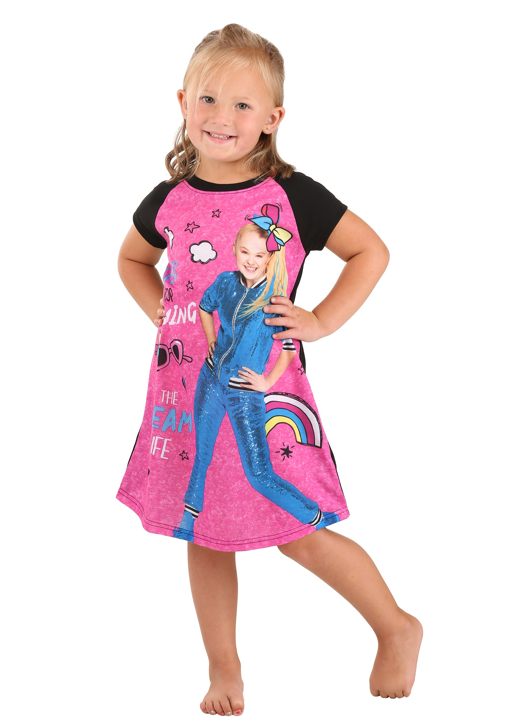 Jojo Siwa Dream Life Dorm Nightgown