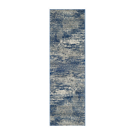 Safavieh Deion Abstract Rectangular Runner, One Size , Multiple Colors