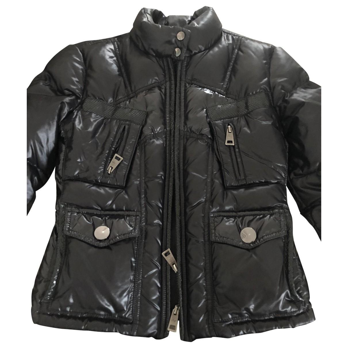 Fay \N Black coat for Women XS International