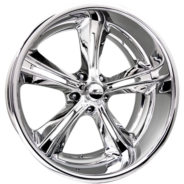 Billet Specialties PC82812Custom Pinnacle Wheel 18x12