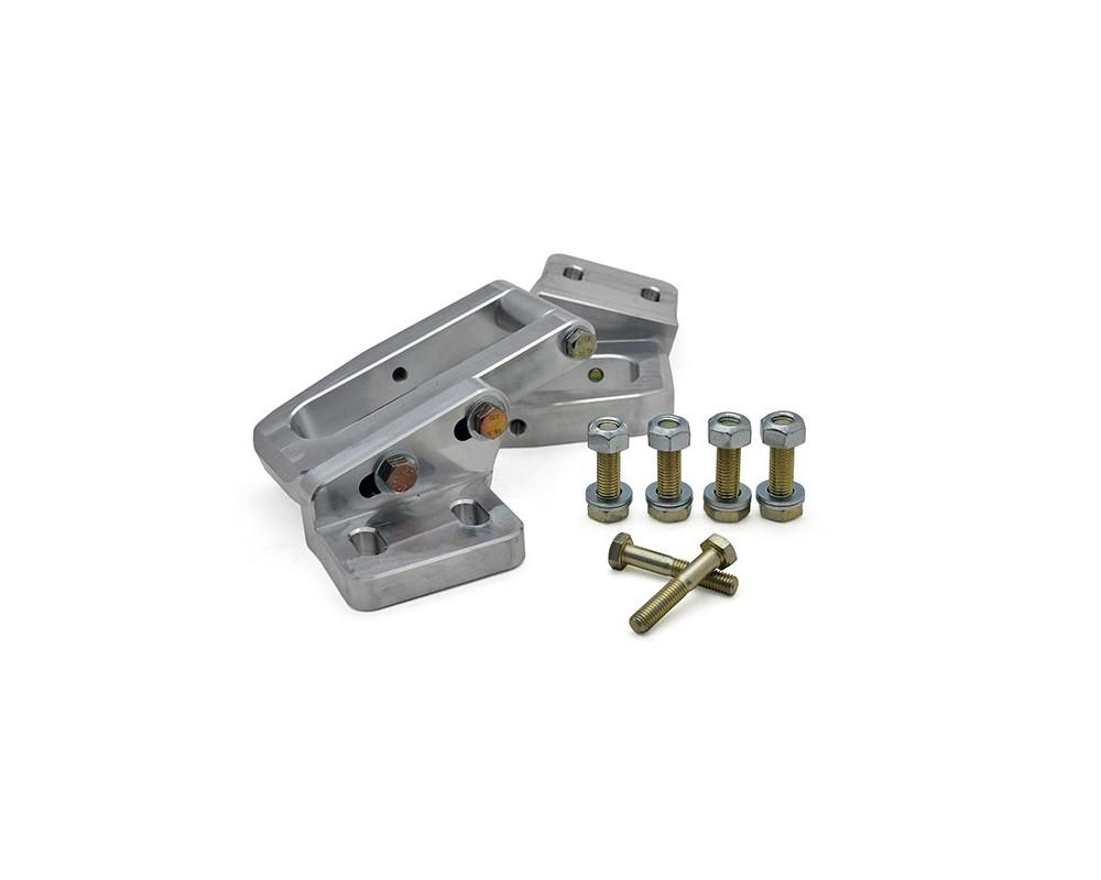 034 Motorsport 034-402-7002 Billet Aluminum Rear Subframe Reinforcement Kit, B4/B5 Audi RS2 & A4/S4/RS4 Quattro