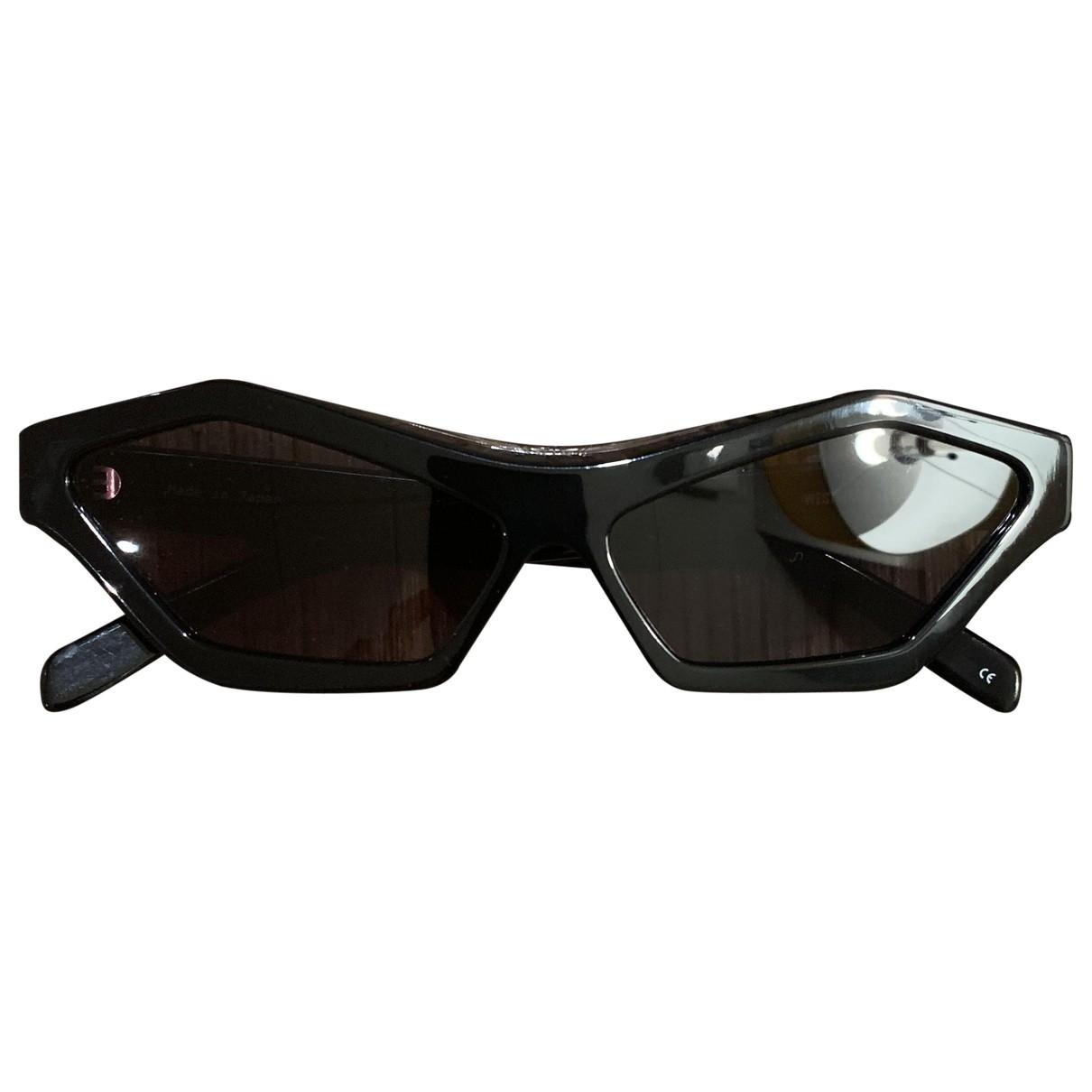 Westward Leaning \N Black Sunglasses for Women \N