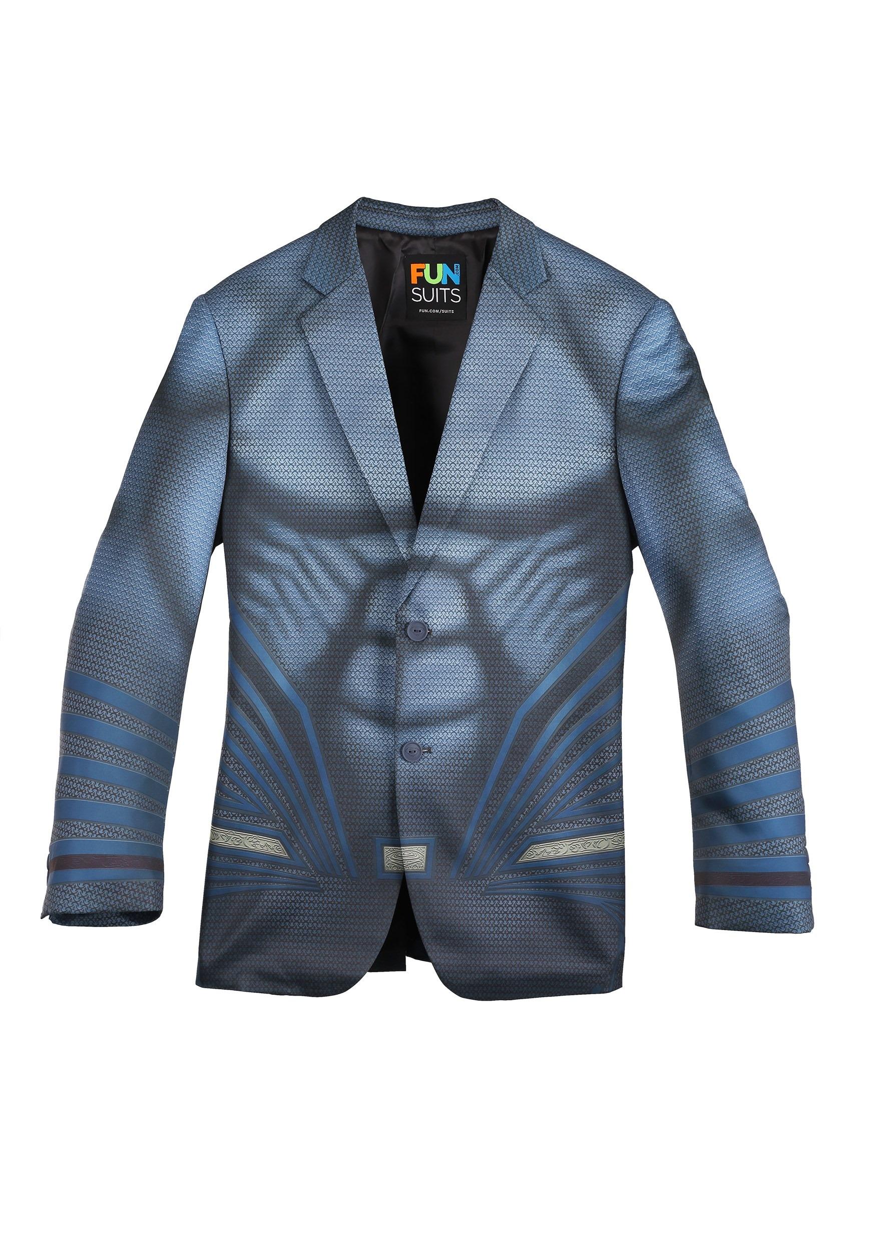 Superman Slim Fit Suit Jacket (Alter Ego)