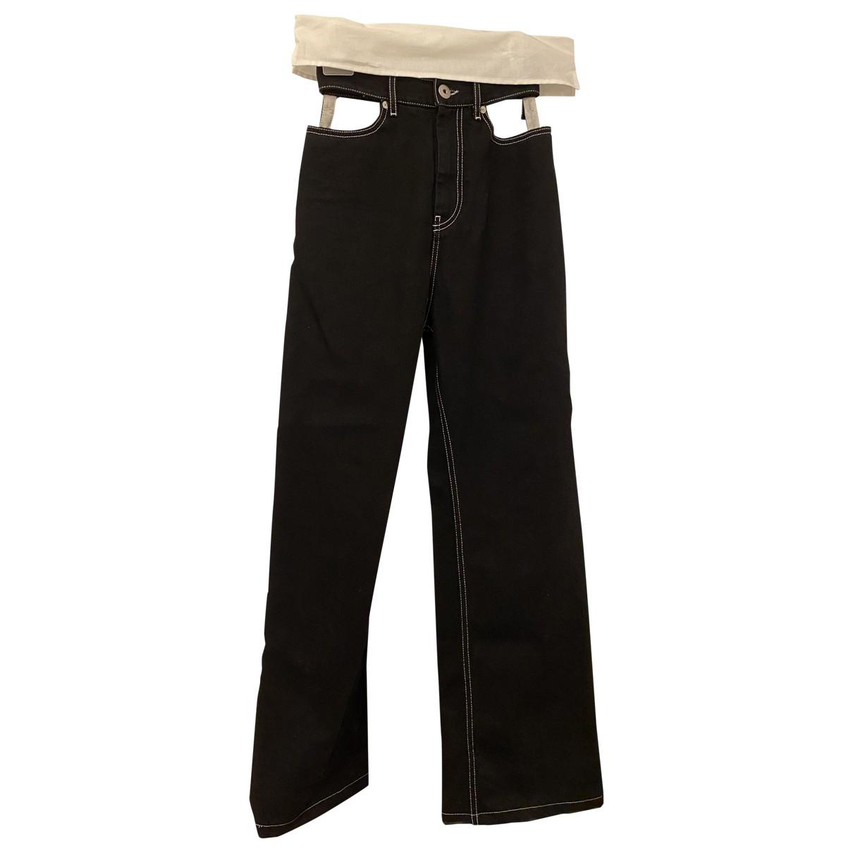 Maison Martin Margiela \N Denim - Jeans Jeans for Women 32 FR