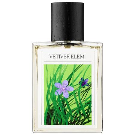The 7 Virtues Vetiver Elemi Eau de Parfum, One Size , Multiple Colors