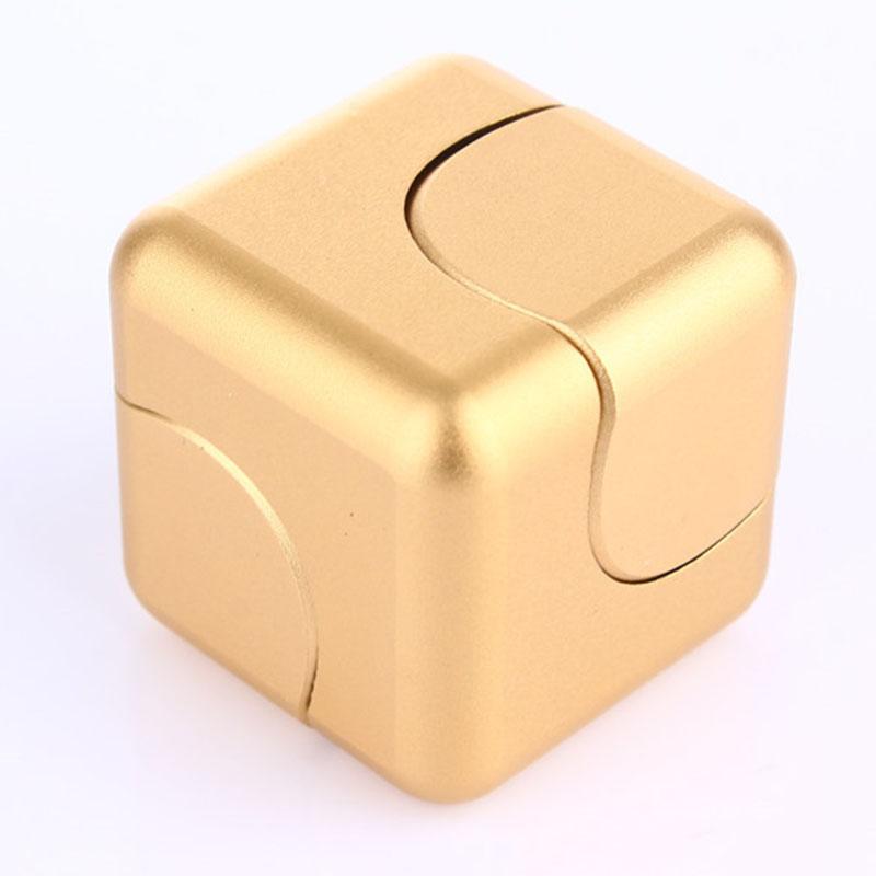 Fidget Spinner Fingertip Gyro Stress Reduce Toy Improves Focus for Children Adults