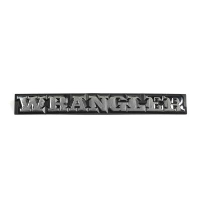 Omix-ADA Wrangler Emblem - DMC-55010768