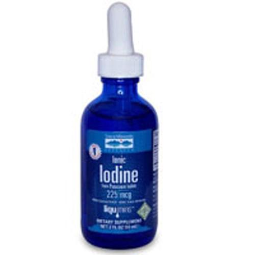 Liquid Ionic Iodine from Potassium Iodide 2 oz by Trace Minerals