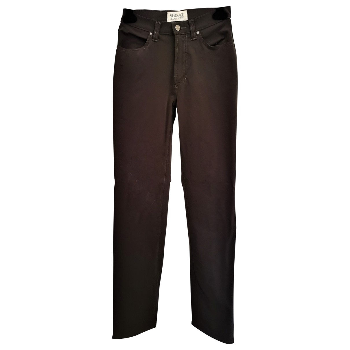 Versace Jeans \N Brown Jeans for Women 29 US