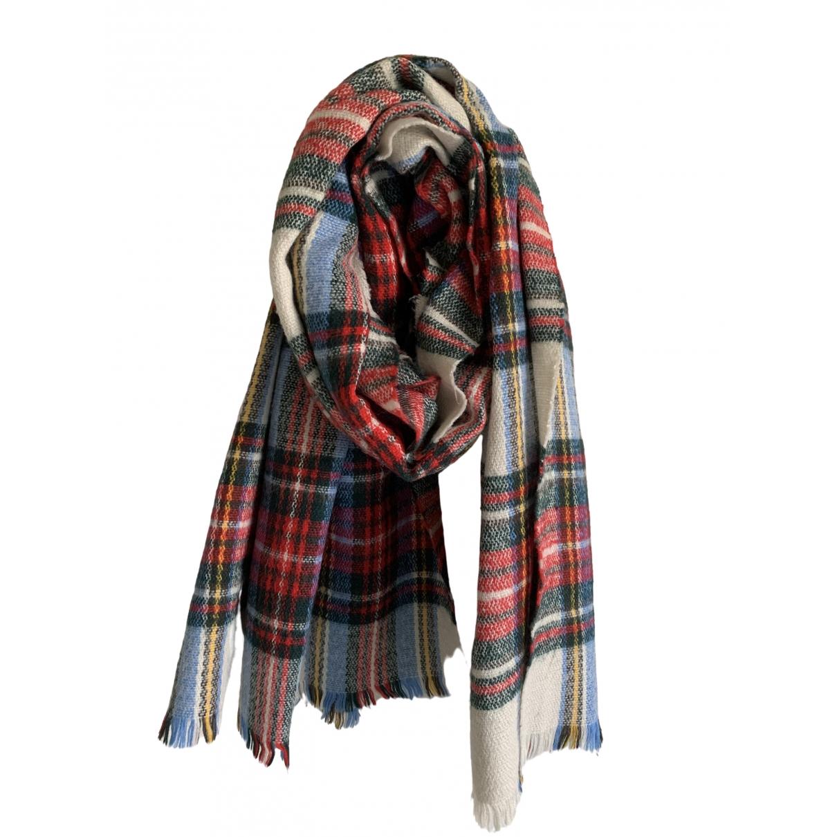 Zara \N White scarf for Women \N