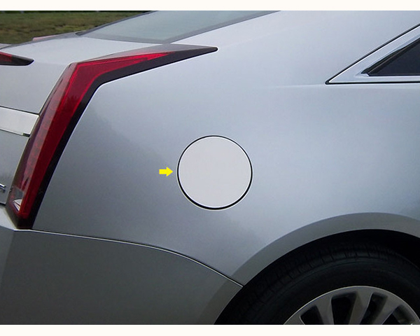 Quality Automotive Accessories Gas Cover Trim Cadillac CTS 2010
