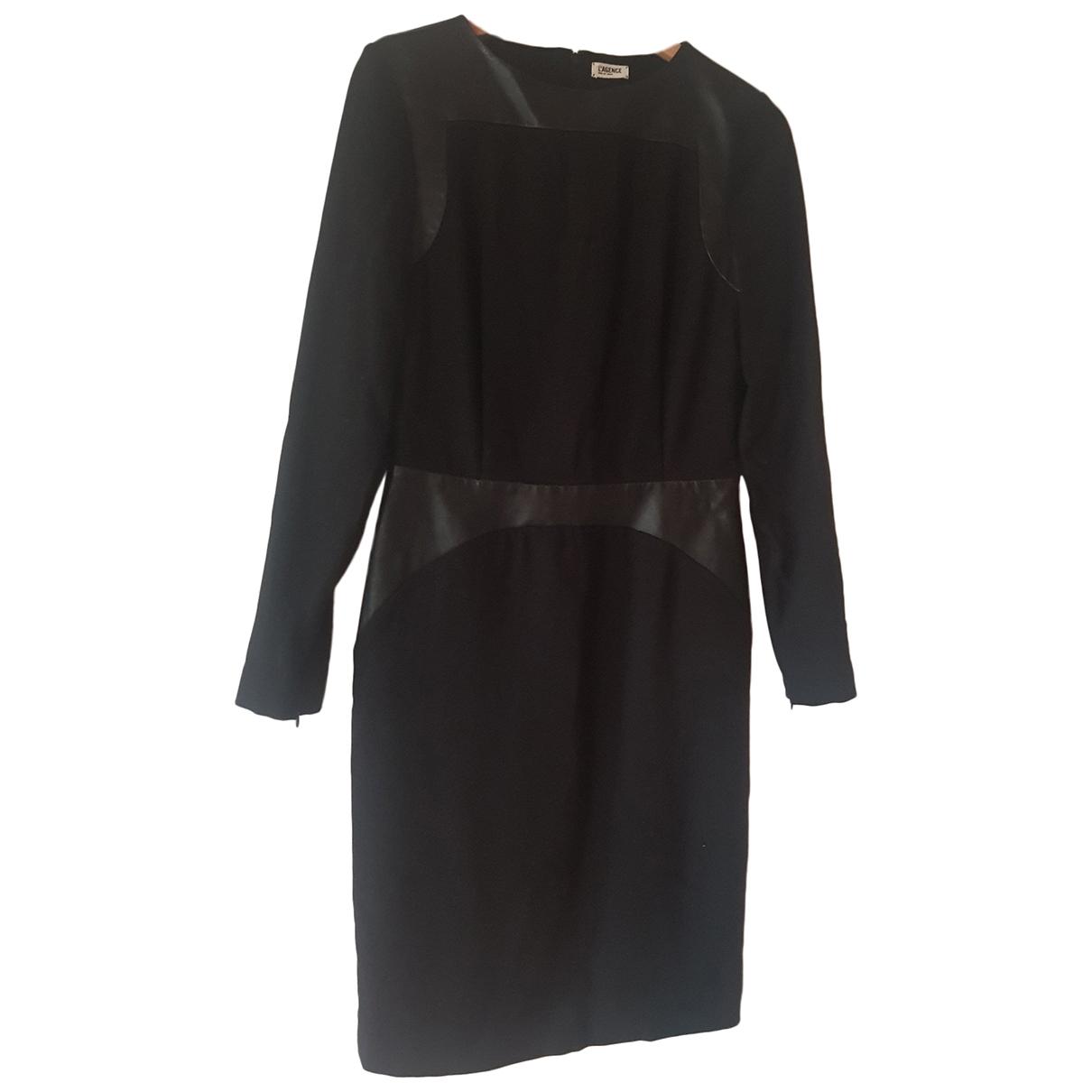 L'agence \N Black dress for Women 6 US
