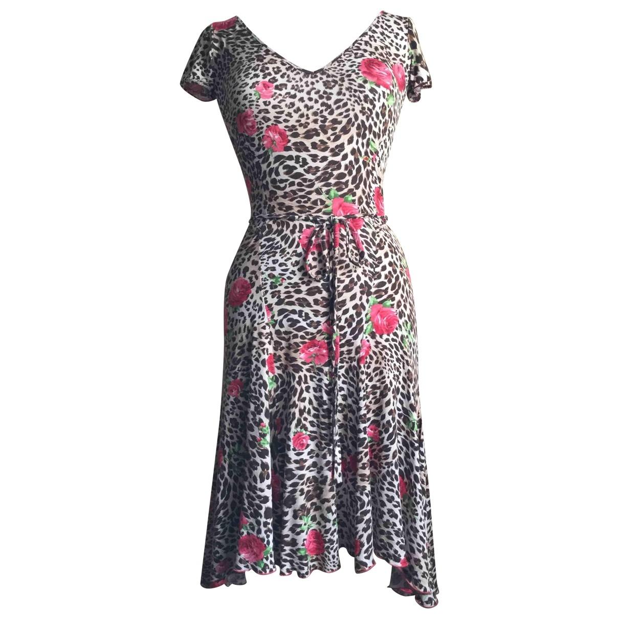 Blumarine \N Beige dress for Women 38 IT