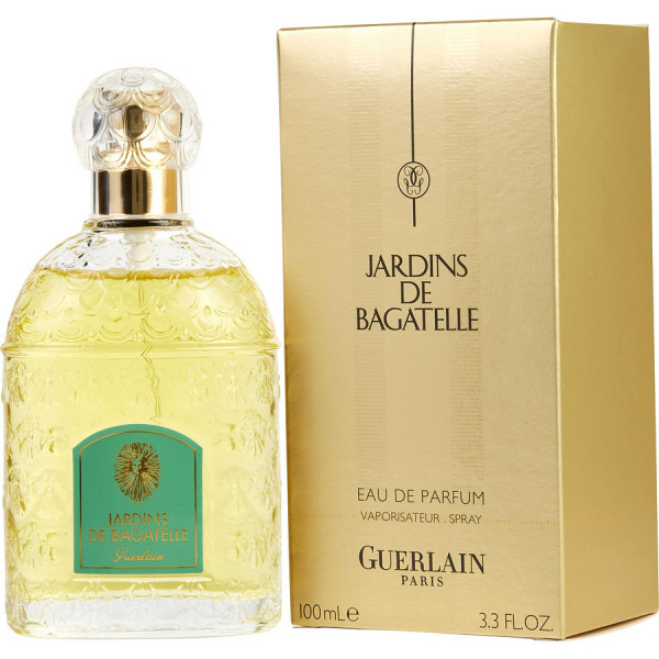 Guerlain - Jardins De Bagatelle : Eau de Parfum Spray 3.4 Oz / 100 ml