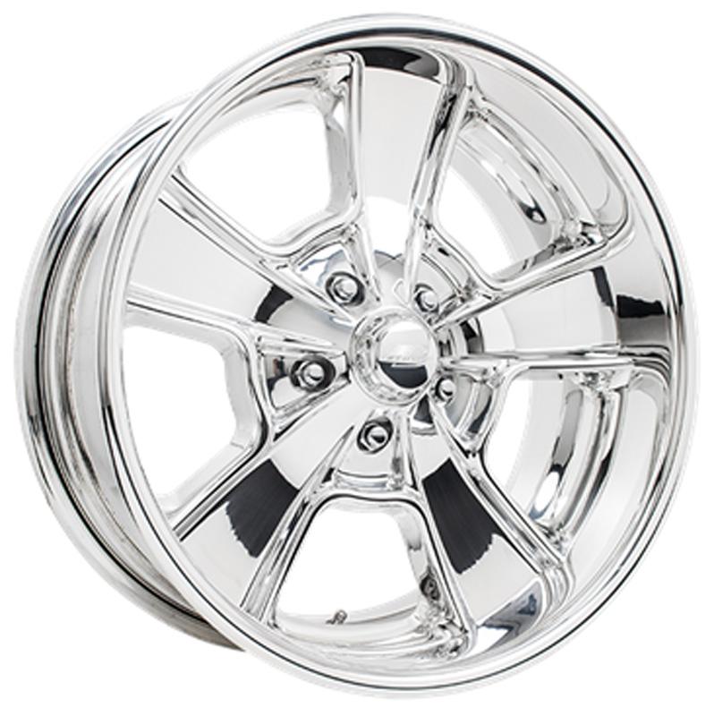 Billet Specialties VDS71210Custom Knuckle Dish Polished 20x10 Wheel