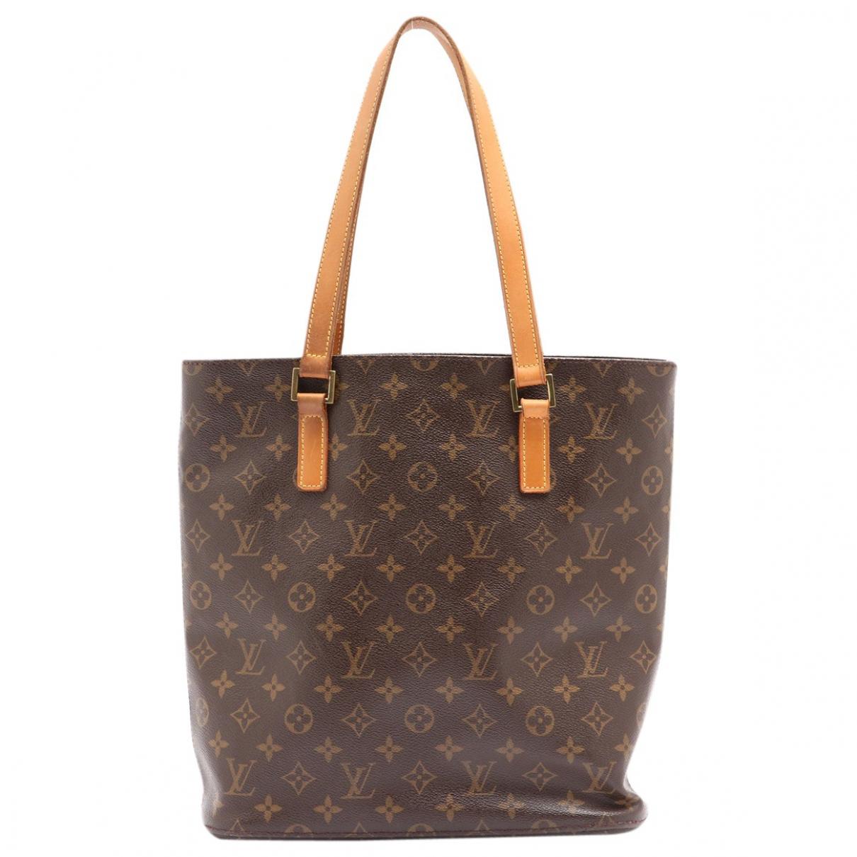 Louis Vuitton Vavin Brown Cloth handbag for Women \N