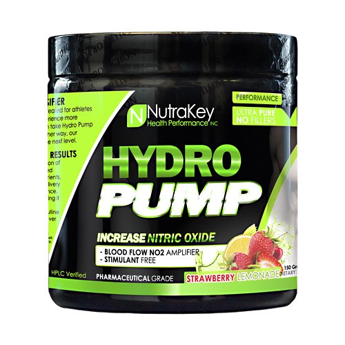 HYDRO PUMP Unflavored 40 serving by Nutrakey