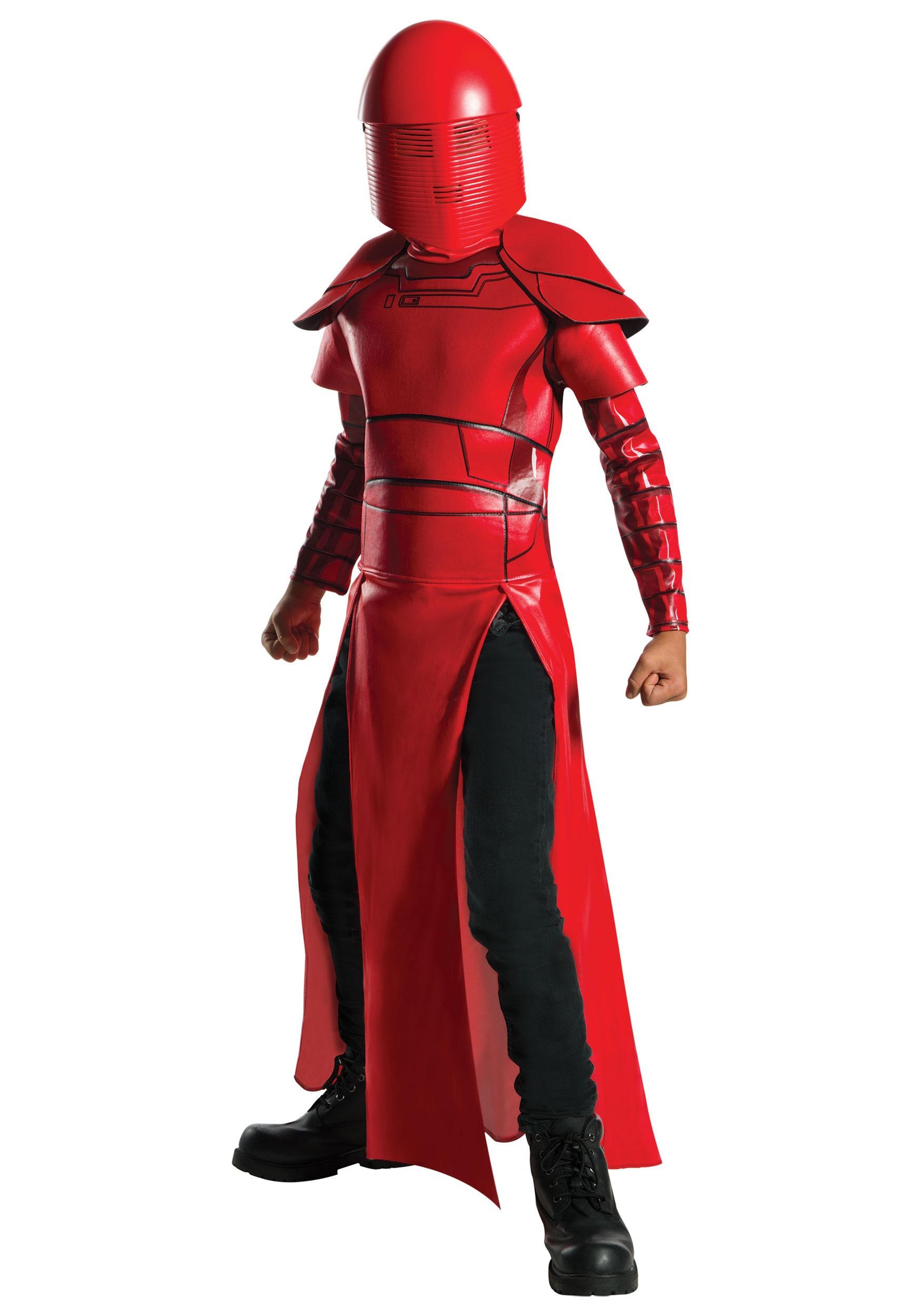 Star Wars The Last Jedi Deluxe Praetorian Guard Costume for Kids
